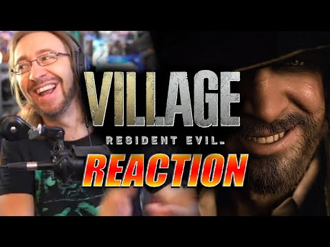 MAX REACTS: Resident Evil VIIIage – Reveal Trailer
