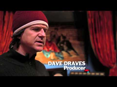 Music Producer, Dave Draves & The Little Bullhorn Recording Approach