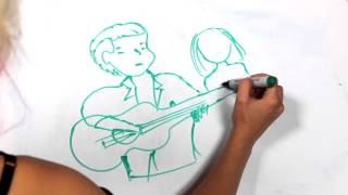 Draw my life con Alba - Sweet California (Vlog)