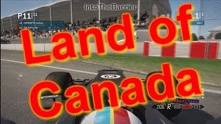 F1 Game 2013 - Land of Canada Thumbnail