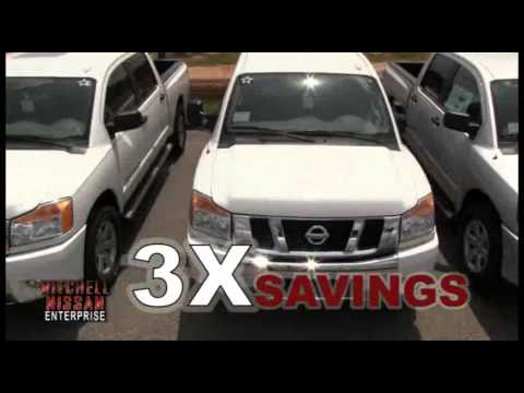 Mitchell Nissan Enterprise Al >> Triple Rebates Mitchell Nissan Enterprise Al