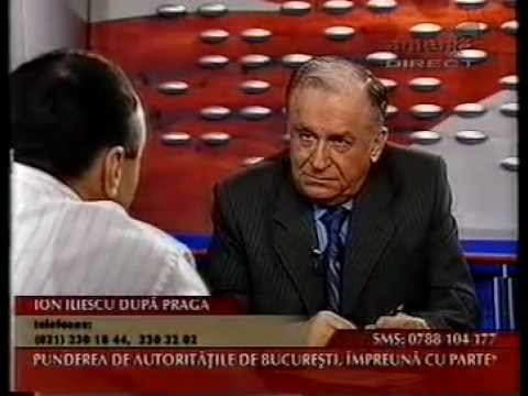 28.11.2002 - Ion Iliescu, dupa Summitul NATO de la Praga