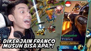 KALO DIKERJAIN FRANCO MUSUHNYA BISA APA?! - Mobile Legends Indonesia