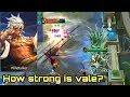 Vale WindTalker Gameplay   Mobile Legends Bang Bang