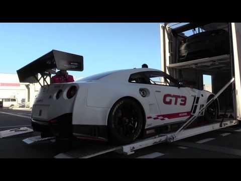 NISSAN GT R NISMO GT3 COMPETITION