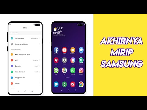 Tema Samsung Untuk Xiaomi Miui 10 Paling Mirip Terbaru 2019