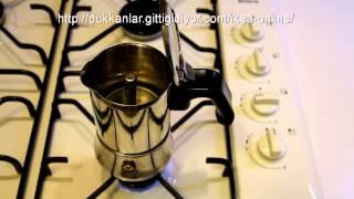 Ikea Radig Espresso Aleti  3 Fincan Kapasiteli