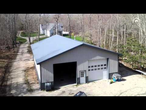 Miracle Truss Buildings - DIY Steel Building Kits - Easy Assembly