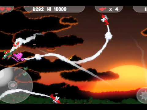 MiniSquadron Gameplay