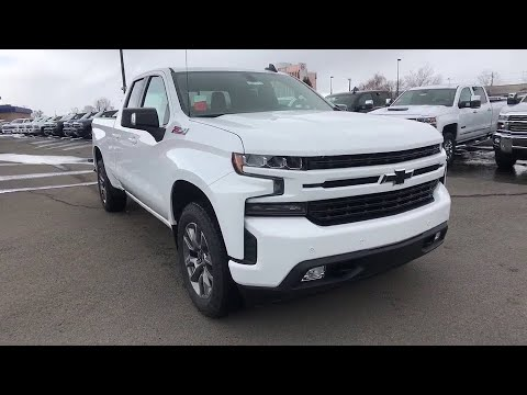 2019 Chevrolet Silverado 1500 Carson City, Reno, Yerington, Northern Nevada, Elko, NV 19-0567