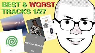 Weekly Track Roundup: 1/27 (Vampire Weekend, J. Cole, Bring Me the Horizon)