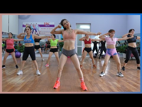 DO THIS EVERYDAY IN MORNING OR EVENING - Easy Exercise to Lose Weight 3-5kg in 1 Month   Zumba Class