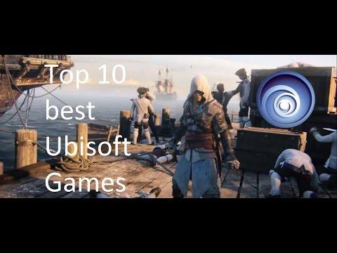 Top 10 best Ubisoft games