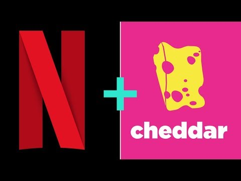 Netflix 📺 + Cheddar 🧀 = RIP ☠️ Cable