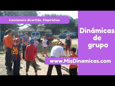 ▶️Cancionero divertido Chipirichao #risoterapia #dinamicas #teambuilding