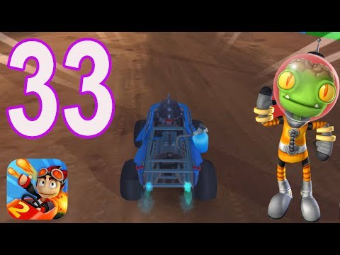 Beach Buggy Racing 2 - Level 13 Chomper - Gameplay Walkthrough Part 33 (iOS, Android)