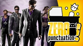 SAINTS ROW: THE THIRD (Zero Punctuation) (Video Game Video Review)