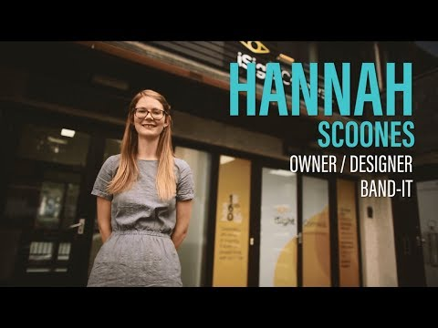 Meet Band-It Owner and Designer, Hannah Scoones