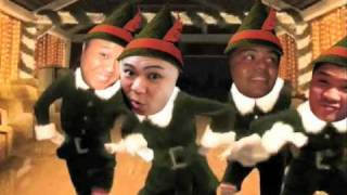 Elves - Bring it on - Stanton Warriors - breaks - electro - remix - funny