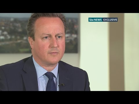 Cameron admits he had stake in father's offshore trust