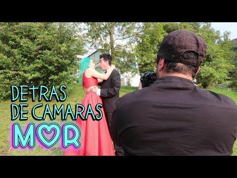 Detrás de Camaras MOR y Twerk de Sofia Castro  VLOG #59