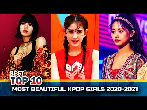Top 10 Most Beautiful Kpop Girls 2020-2021 | Prettiest K-pop Female Idols