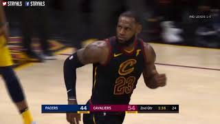 Cleveland Cavaliers Vs Indiana Pacers Full Game Highlights -Playoffs Game 2