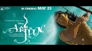 Arjun The Warrior Prince I Official Trailer I