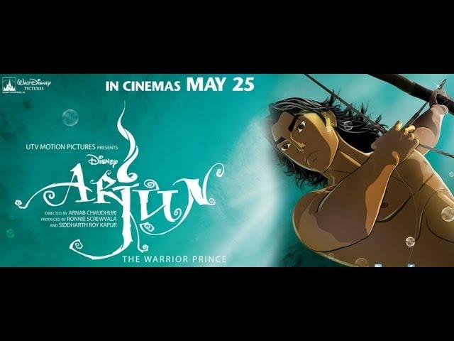 Arjun The Warrior Prince I Official Trailer I