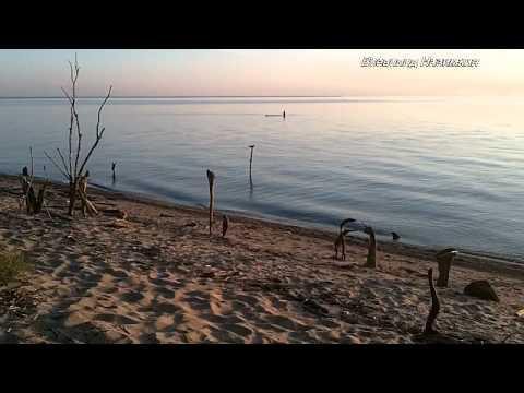 Релаксирующий отдых на Рыбинском водохранилище - YouTube