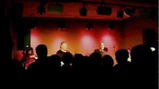 The Jinxs unplugged - Wish live in der Brelinger Mitte, 14.07.2012