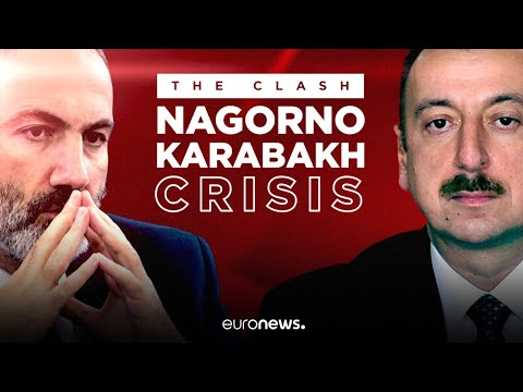 Azerbaijan and Armenia leaders speak exclusively to Euronews