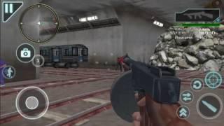 CounterTerrorist Attack 3D Game
