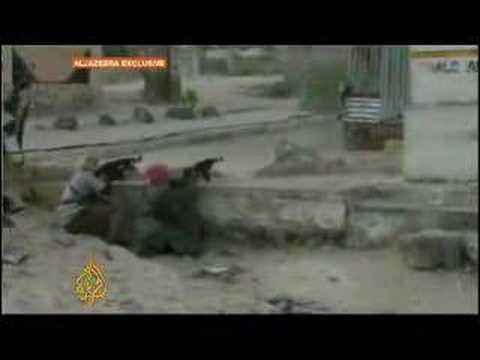 Somalia fighters exclusive - 9 Feb 08