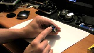 Mini DV MD80 5/9 - Charging AC/USB