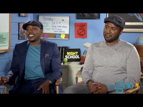 Will Packer and Malcolm D. Lee dish on 'Night School' and their H.S experience Mp3