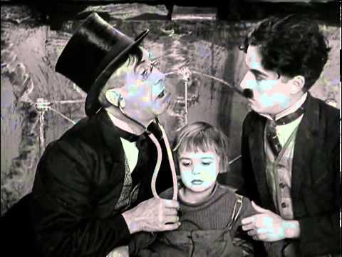 Charlie Chaplin The Kid 1921 full movie