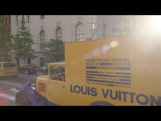 Volez, Voguez, Voyagez - Louis Vuitton in New York City