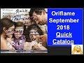 Oriflame September 2018 Quick Catalog