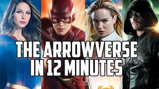 Complete Arrowverse Recap: Everything You Need to Know Before The Flash Returns
