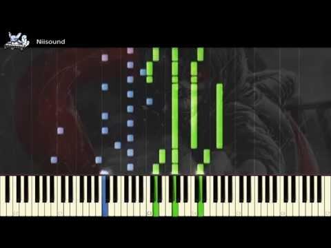 【Piano】 Tokyo Ghoul √A Full ED - Kisetsu wa Tsugitsugi Shindeiku (amazarashi)