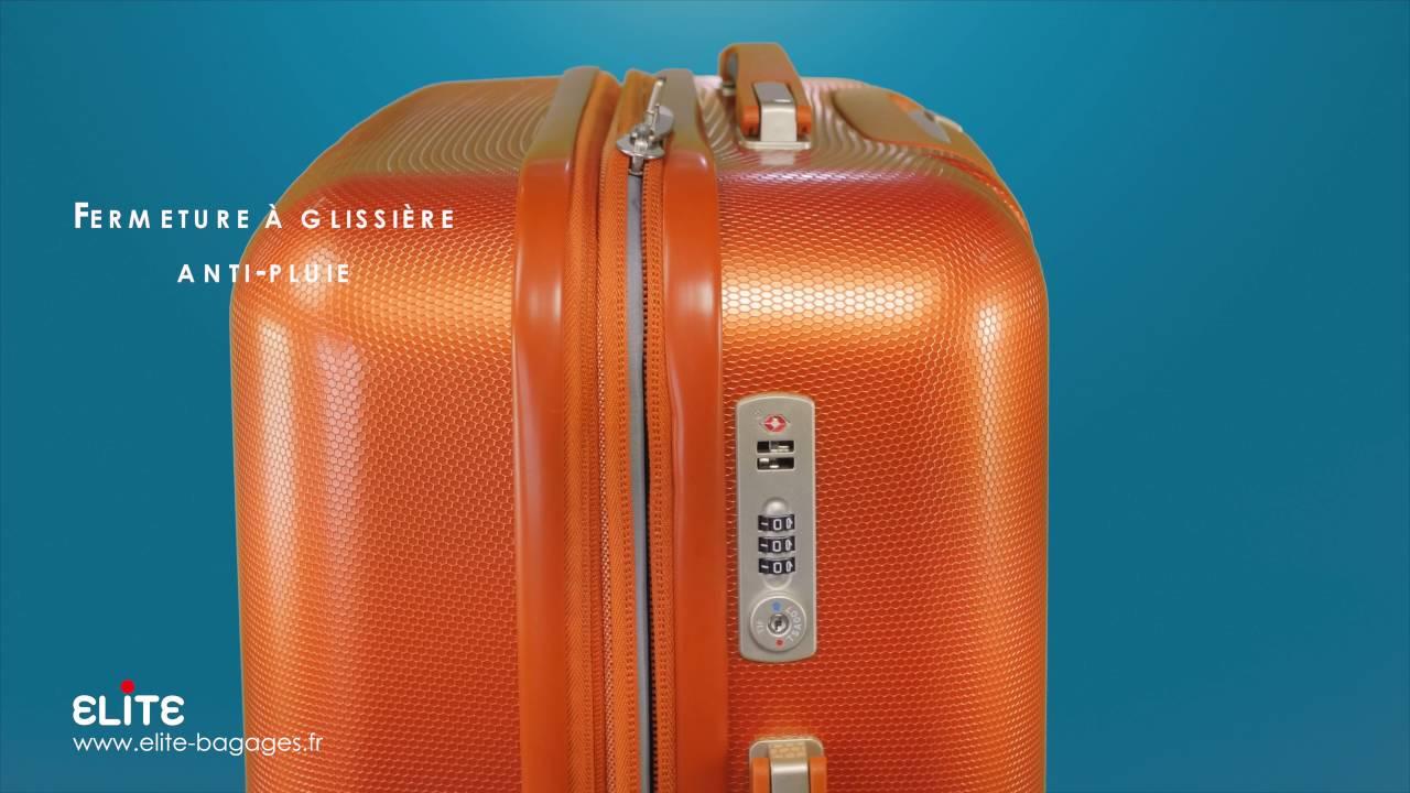 photos officielles 35ca3 70690 ELITE valise Shield Apollo