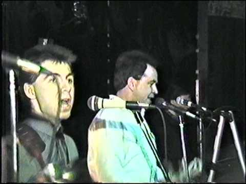 The Line Up 1986 TIKI KIA Salem MA playing