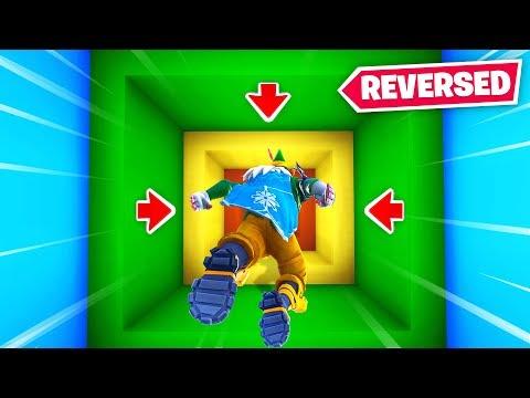 *NEW* REVERSE Fortnite DROPPER (Hopper)