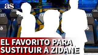 REAL MADRID | ¿Quién sería el favorito para sustituir a Zidane? | Diario AS