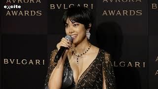 モデルの森星が 舞浜アンフィシアターで開催した「BVLGARI AVRORA AWARDS 2019」 ゴールデンカーペットセレモニーを行った。 授賞式には、受賞者である小雪さんや ...