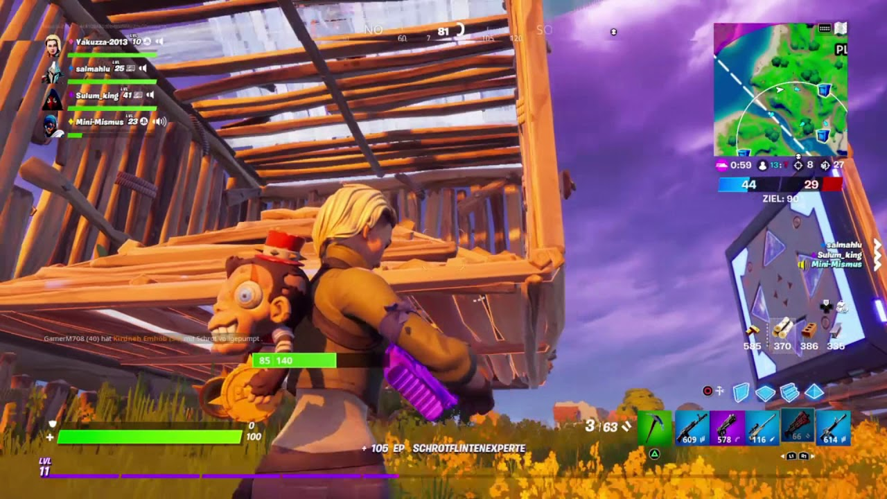 Download let's Play Fortnite (Folge 32) Ich muss Off
