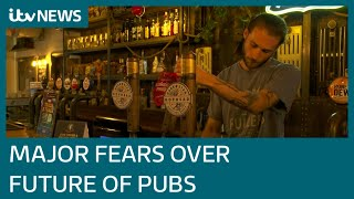 Coronavirus: Quarter of UK pubs, bars and restaurants could go bust by end of 2020 | ITV News