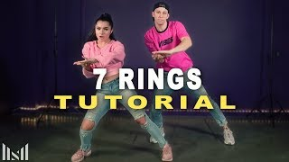 7 RINGS - ARIANA GRANDE Dance Tutorial | Matt Steffanina Choreography