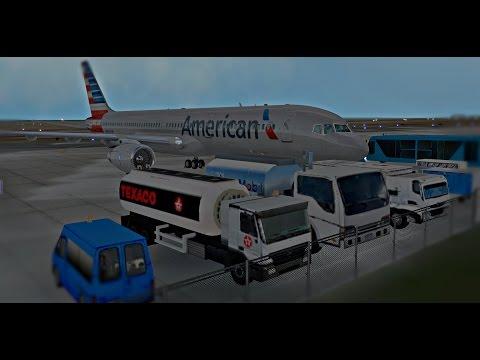 |XPLANE 10.50ᴴᴰ| 1# Montrose ✈Will Rogers Airport | Boeing 757 Flight Factor|7#